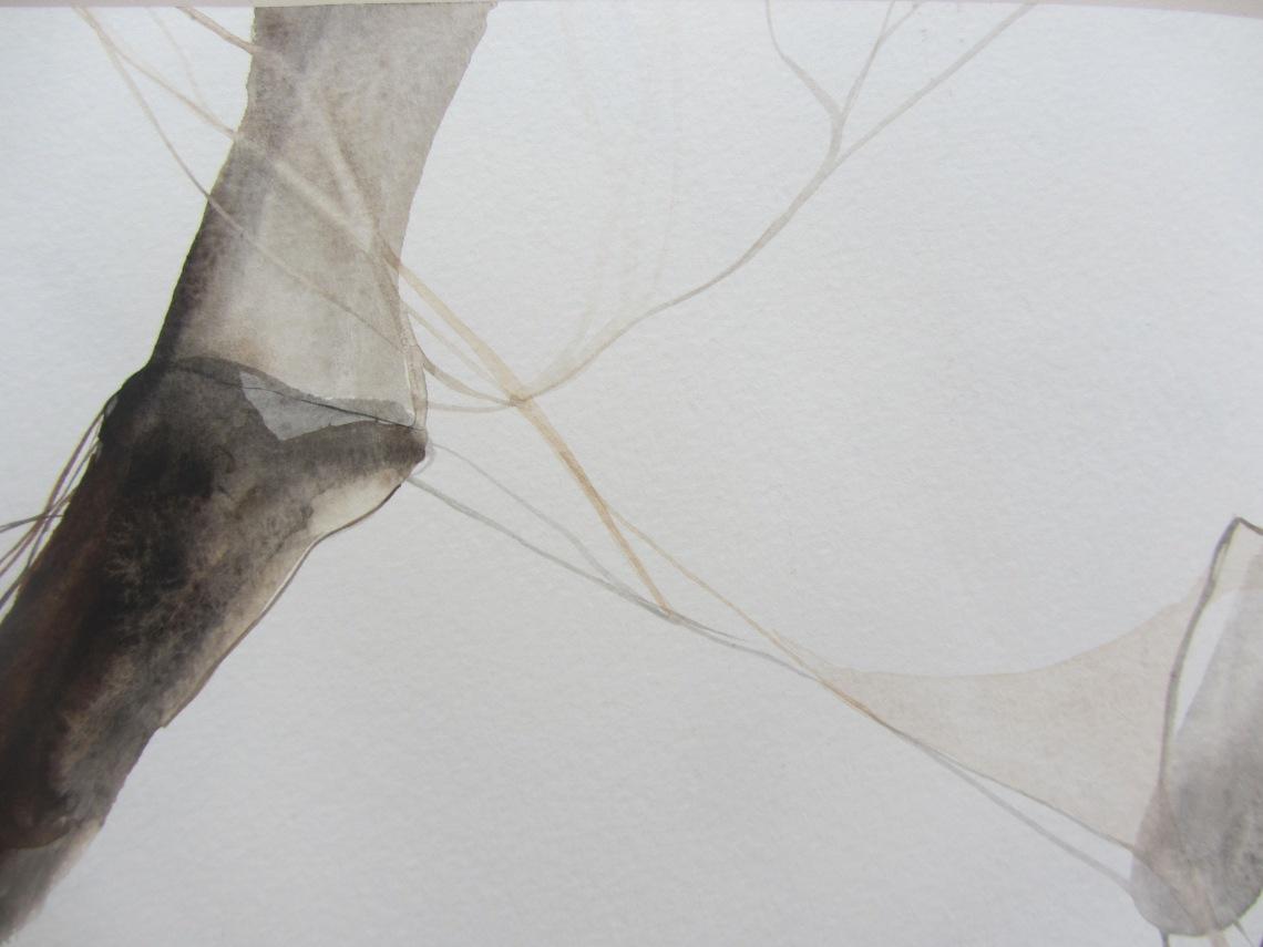 sketchbook (buenos aires) - una cosa trae la otra, watercolours in a moleskine, laura barbuto, 2012.
