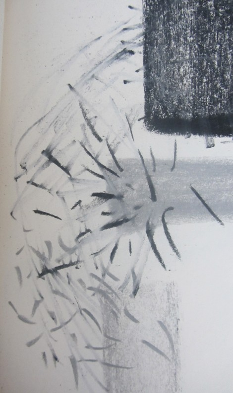 Sketchbook febrero-marzo 2013, Laura Barbuto.
