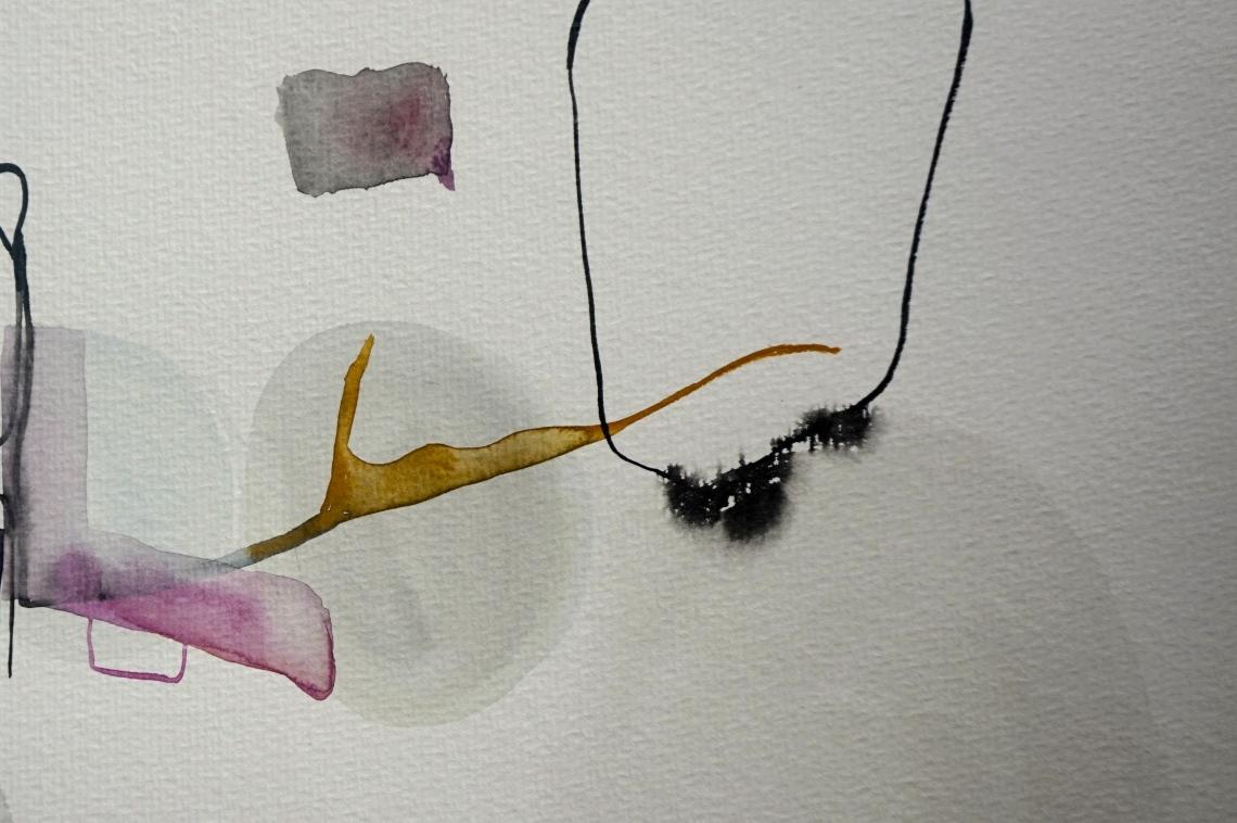 Endless Senseless 5, detail, Laura Barbuto, 2014.