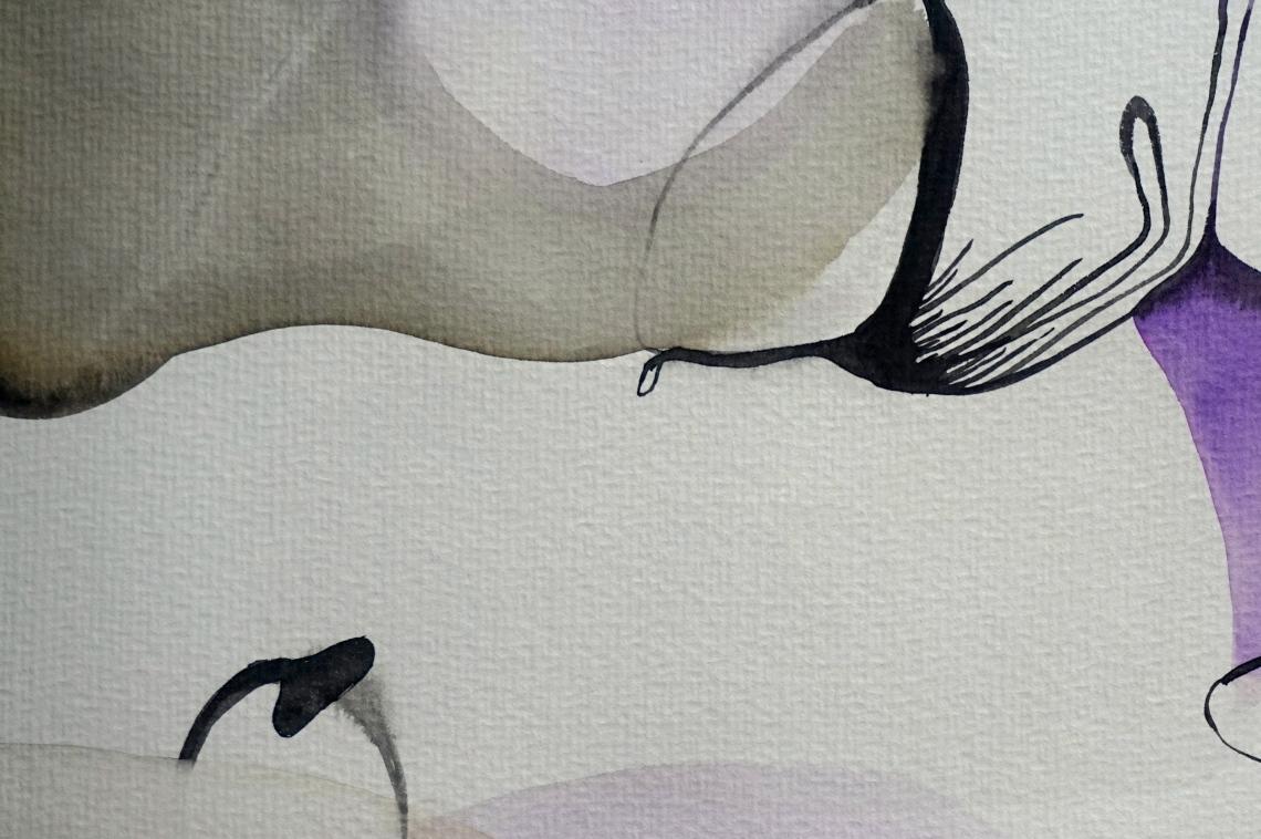 Endless Senseless 3, detail, Laura Barbuto, 2014.