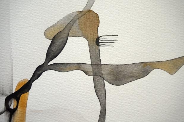 Endless Senseless 6, detail, Laura Barbuto.