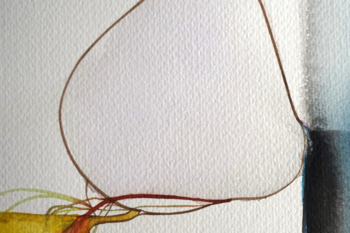 Wired 2, detail, Laura Barbuto.
