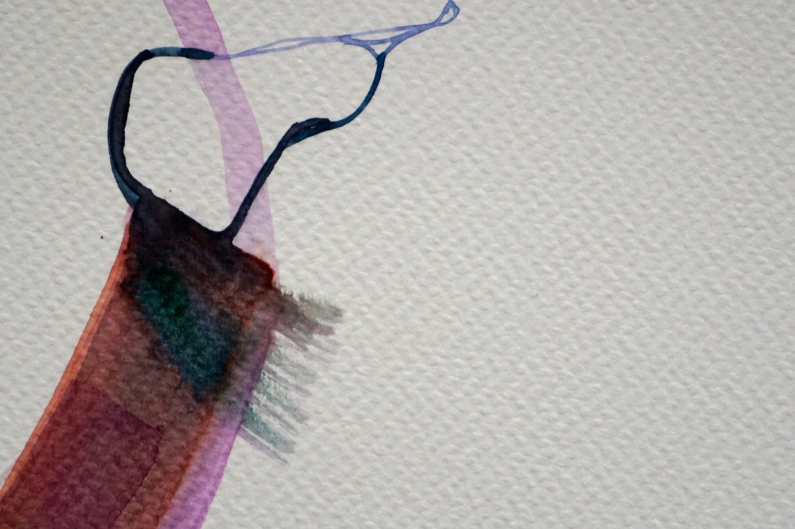 Wired 8, detail, Laura Barbuto, 2014.
