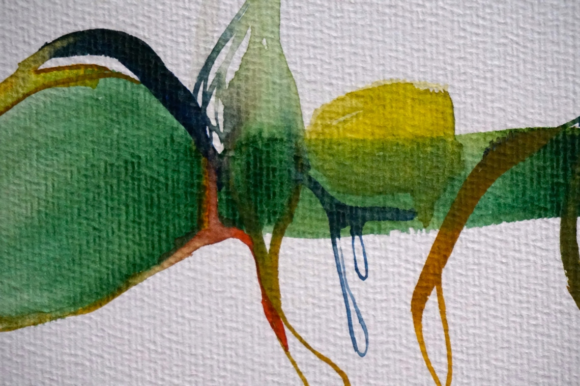 Verde, detail, Laura Barbuto, 2013.
