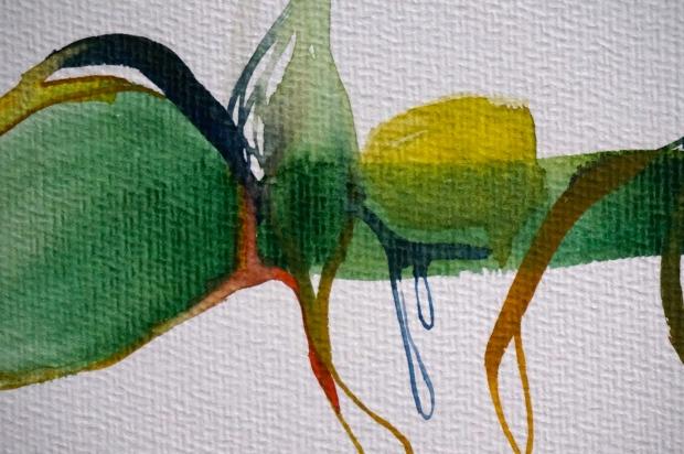 Verde, detail, Laura Barbuto, 2013.