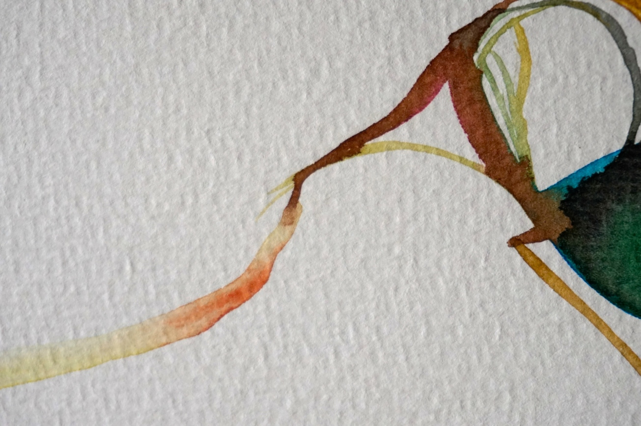 Verde 3, detail, Laura Barbuto, 2013.