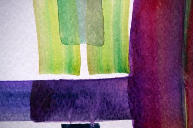 Du bist niemand (aufgeteilt) , detail, Laura Barbuto, 2015.