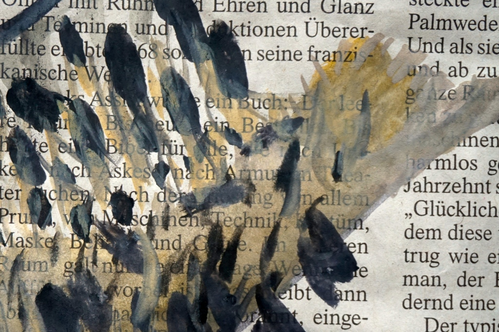 We don´t know yet (Glückskind), detail, Laura Barbuto, 2015.