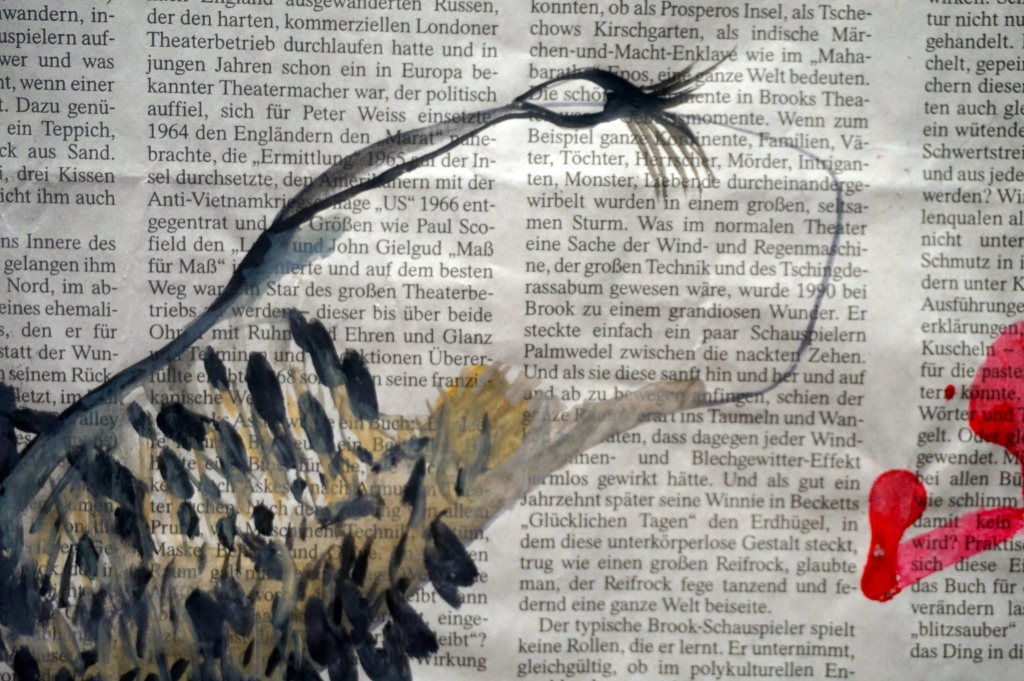 We don´t know - Glückskind (detail), Laura Barbuto, 2015.